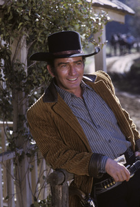 """The Virginian""James Drury1970© 1978 Gene Trindl - Image 1897_0019"