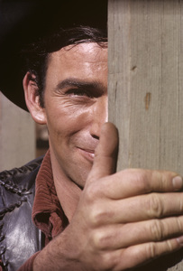 """The Virginian""James Drury1963© 1978 Gene Trindl - Image 1897_0024"