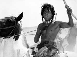 """Little Big Man""Dustin Hoffman1976 UA © 1978 Mel Traxel - Image 1900_0010"