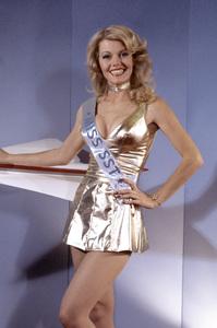 """Misty Rowe from """"SST: Death Flight""""1977** H.L. - Image 19033_0003"""