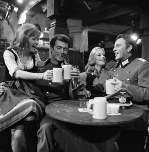 """Where Eagles Dare""Ingrid Pitt, Clint Eastwood, Mary Ure, Richard Burton1968 MGM** I.V. - Image 1904_0026"