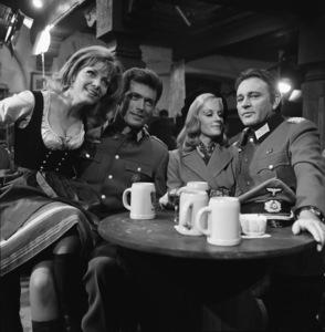 """Where Eagles Dare""Ingrid Pitt, Clint Eastwood, Mary Ure, Richard Burton1968 MGM** I.V. - Image 1904_0027"