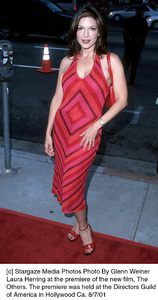Laura Herring at the premiere of the new film, TheOthers. The premiere was held at the Directors Guildof America in Hollywood Ca. 8/7/01. © 2001 Glenn Weiner - Image 19093_0111
