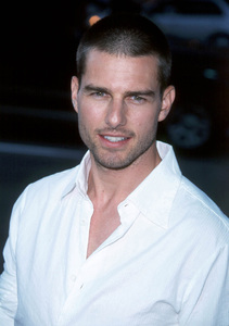 Tom Cruise at the premiere of the movie that he is theexecutive producer of, The Others. The new film starshe now ex-wife Nicole Kidman. The premiere was held atthe Directors Guild of America Hollywood Ca. 8/7/01. © 2001 Glenn Weiner - Image 19093_0123