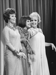 """""""Colgate Comedy Hour"""" Nanette Fabray, Kaye Ballard, Edie Adams circa 1951 - Image 1911_0001"""