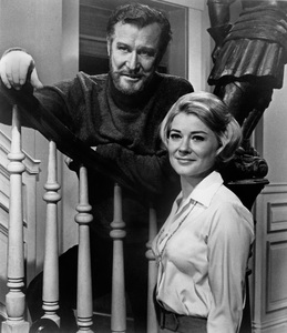 """The Ghost & Mrs. Muir""Edward Mulhare, Hope Lange1969 - Image 1915_0001"