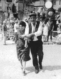 """Secret Of Santa Vittoria, The""Anthony Quinn, Anna Magnani © 1969 UA - Image 1927_0001"