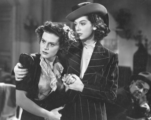 """""""His Girl Friday""""Rosalind Russell1940 Columbia**I.V. - Image 19305_0006"""