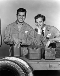 """Mr. Terrific""Dick Gautier, Stephen Strimpell1966 - Image 1933_0004"
