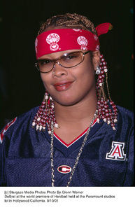 DaBrat at the world premiere of Hardball held at the Paramount studios lot in Hollywood California. 9/10/01. © 2001 Glenn Weiner - Image 19384_0105
