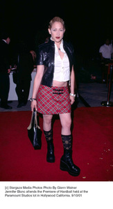 Jennifer Blanc attends the Premiere of Hardball held at the Paramount Studios lot in Hollywood California. 9/10/01. © 2001 Glenn Weiner - Image 19384_0118