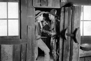 """Hold Ups/Westerns""""The Jack Of Hearts""""1919 Universal - Image 19554_0001"""