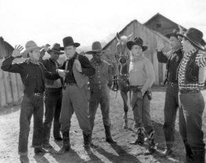 "Hold Ups/Westerns""Hey Hey Cowboy""1927 Universal - Image 19554_0002"