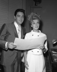 """Love in Las Vegas"" (aka ""Viva Las Vegas"")Elvis Presley, Ann-Margret1964 MGM** I.V. - Image 19557_0002"