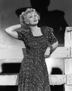 """Ann Sothern in """"Maisie""""1939 MGM** I.V/M.T. - Image 1957_0629"""