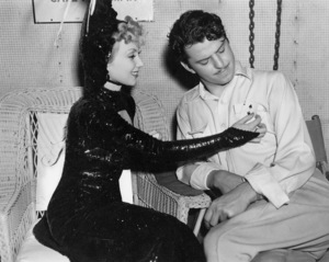 """Ann Sothern and John Carroll in """"Congo Maisie""""1940 MGM** I.V/M.T. - Image 1957_0637"""