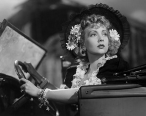 """Ann Sothern in """"Gold Rush Maisie""""1940 MGM** I.V/M.T. - Image 1957_0641"""