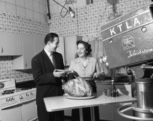 KTLA Television1951© 1978 Sid Avery - Image 19577_0002