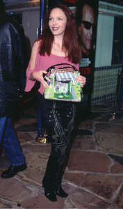 Amy Yasbeck Ritter attends the world premiere ofBandits held at the Mann Village theater in Westwood Ca. 10/04/01. © 2001 Glenn Weiner - Image 19588_0100