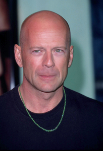 Bruce Willis stars in the new film, Bandits as he attends the Premiere at the Mann Village theater in Westwood Ca. 10/4/01. © 2001 Glenn Weiner - Image 19588_0108