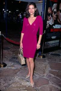 Constance Marie attends the premiere of Bandits held at the Mann Village theater in Westwood California. 10/04/01. © 2001 Glenn Weiner - Image 19588_0109