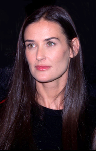 Demi Moore attends the Premiere of Bandits whichher former husband stars in. The Premiere was held at the Mann Village theater in Westwood Ca. 10/4/01. © 2001 Glenn Weiner - Image 19588_0112