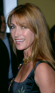 Jane Seymour arrives at the premiere of Bandits heldat the Mann Village theater in Westwood California. 10/04/01. © 2001 Glenn Weiner - Image 19588_0119