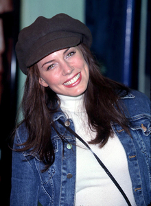 Krista Allen at the world premiere of Bandits held at the Mann Village theater in Westwood California. 10/04/01. © 2001 Glenn Weiner - Image 19588_0125