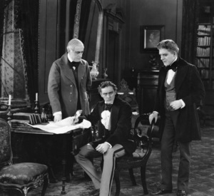 John Barrymore, DR. JEKYLL AND MR. HYDE, Paramount, 1920, **I.V. - Image 19593_0004