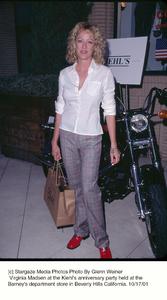 Virginia Madsen at the Kiehl