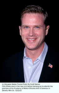 Cary Elwes stars in the new mini-series Uprising as he attends the premiere at the Academy of Motion Pictures Arts & Sciences in Beverly Hills Ca. 10/22/01. © 2001 Scott Weiner - Image 19648_0101