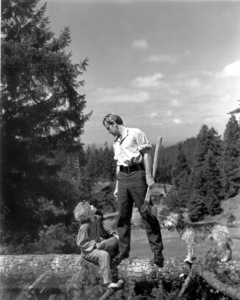 """""""Rachel And The Stranger""""Gary Gray, William Holden1948 RKO / **I.V. - Image 19658_0001"""