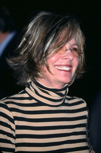 Diane Keaton at the world premiere of the new film, Domestic Disturbance held at the Paramount studios lot in Hollywood Ca. 10/30/01. © 2001 Glenn Weiner - Image 19661_0109
