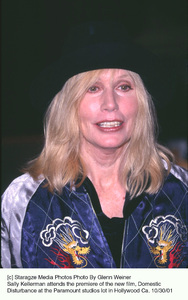 Sally Kellerman attends the premiere of the new film, Domestic Disturbance at the Paramount studios lot in Hollywood Ca. 10/30/01. © 2001 Glenn Weiner - Image 19661_0120