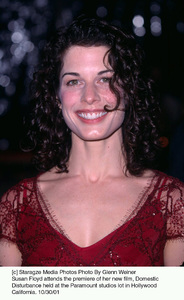 Susan Floyd attends the premiere of her new film, Domestic Disturbance held at the Paramount studios lot in Hollywood California. 10/30/01. © 2001 Glenn Weiner - Image 19661_0124