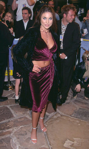 """Dark Blue World"" AFI Film Fest Premiere 11/1/01Nadia Bjorlin in Hollywood, California © 2001 Glenn Weiner - Image 19663_0104"