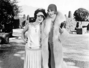 """Children Of Divorce""Clara Bow, Esther Ralston1927 Paramount /**I.V. - Image 19668_0001"