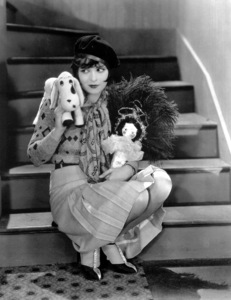 """It""Clara Bow1927 Paramount / **I.V. - Image 19669_0001"