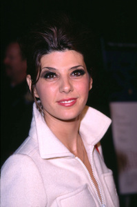 Marisa Tomei at the premiere of her new film, In the Bedroom held at the Academy of Motion Picture Arts & Sciences in Beverly Hills California. 11/15/01. © 2001 Glenn Weiner - Image 19680_0105