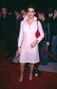 Marisa Tomei at the premiere for her new film,In the Bedroom held at the Academy of Motion PictureArts and Sciences in Beverly Hills California. 11/15/01. © 2001 Glenn Weiner - Image 19680_0108