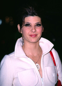 Marisa Tomei attends the premiere of her new film, In the Bedroom. The film has won several awards at the Sundance film festival. The premiere was held at the Academy of Motion Picture Arts & Sciences in Beverly Hills California. 11/15/01. © 2001 Glenn Weiner - Image 19680_0109