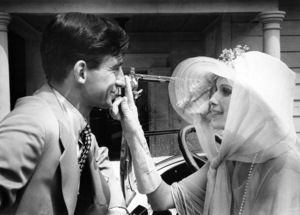 """Sam Waterston and Mia Farrow in """"The Great Gatsby""""1974 Paramount** I.V. / M.T. - Image 19690_0047"""