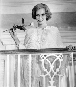 """Mia Farrow in """"The Great Gatsby""""1974 Paramount** I.V. / M.T. - Image 19690_0060"""