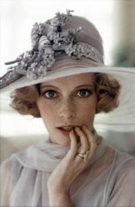 """Mia Farrow in """"The Great Gatsby""""1974 Paramount** I.V. / M.T. - Image 19690_0065"""