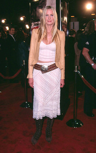 Daryl Hannah at the premiere of the film, Spy Gameheld at the Mann National theatre in Westwood Ca. 11/19/01. © 2001 Glenn Weiner - Image 19691_0106