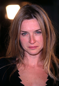 Ever Carradine at the premiere of Spy Game, held at the Mann National theatre in Westwood Ca. 11/19/01. © 2001 Glenn Weiner - Image 19691_0109