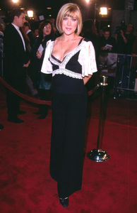 Jennifer Aspen arrives at the world premiere of Spy Game held at the Mann National theatre in Westwood Ca. 11/19/01. © 2001 Glenn Weiner - Image 19691_0113