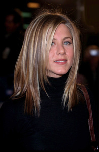 Jennifer Aniston at the premiere of the new film, Spy Game held at the Mann National theatre in Westwood Ca. 11/19/01. © 2001 Glenn Weiner - Image 19691_0114