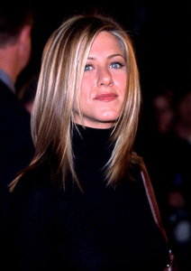 Jennifer Aniston attends the premiere of Spy Gameheld at the Mann National theatre in Westwood Ca. 11/19/01. © 2001 Glenn Weiner - Image 19691_0116