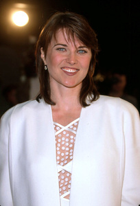 Lucy Lawless at the world premiere of Spy Game, held at the Mann National theatre in Westwood California. 11/19/01. © 2001 Glenn Weiner - Image 19691_0118